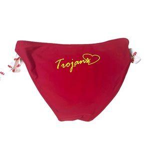 USC Trojans bikini bottoms